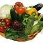 Cesto di verdura